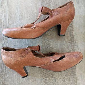 Vintage Jeffrey Campbell Mary Jane Heels Size 8